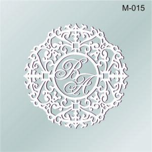 Монограма M-15 Зобр