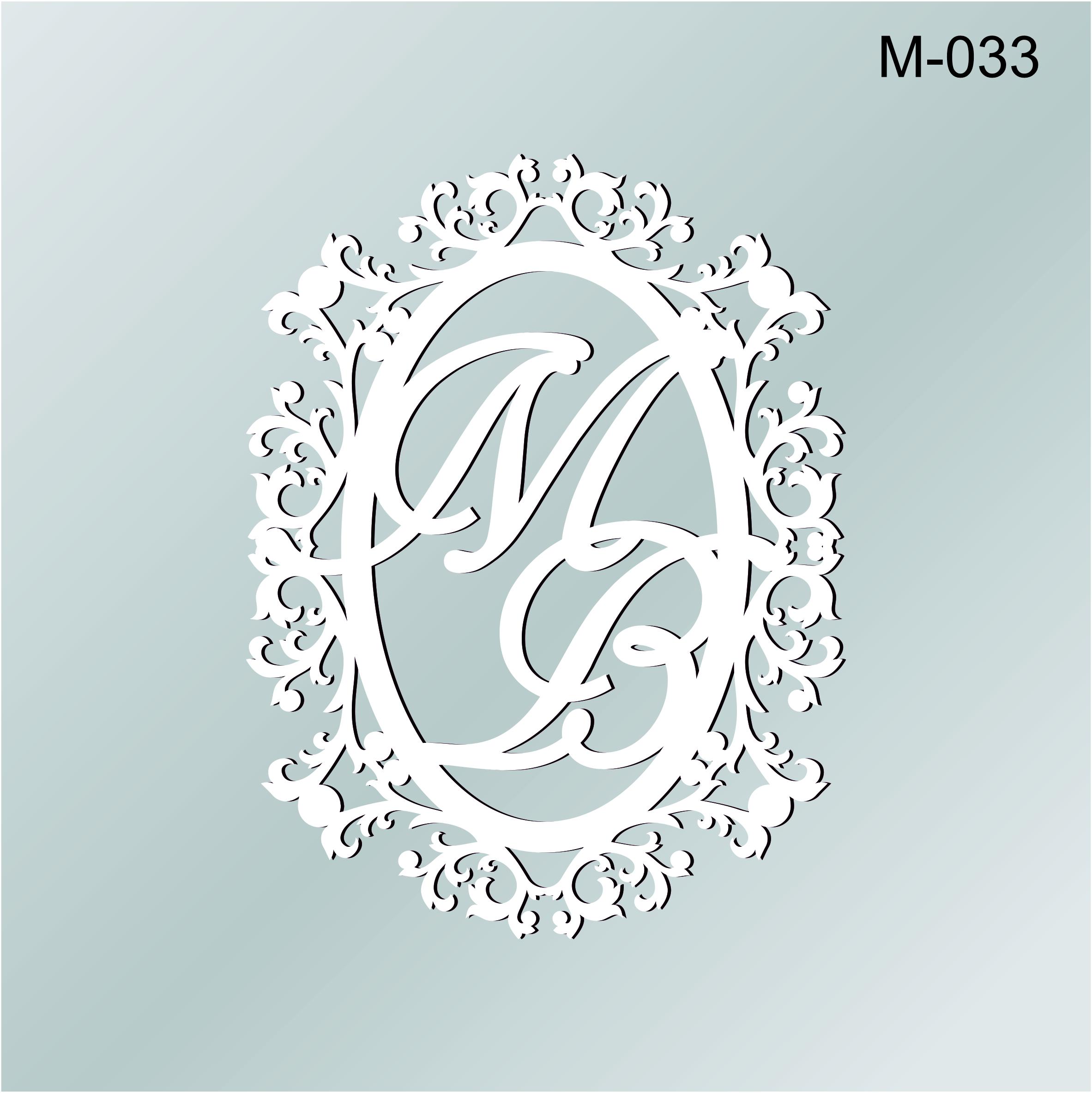 Монограма M-33 Зобр